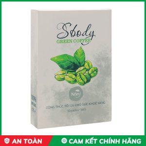 giảm cân sbody green coffee
