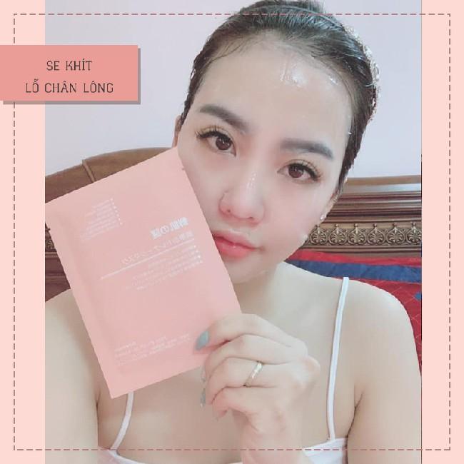 công dụng mặt nạ nhau thai nhật bản rwine beauty stem cell placenta mask (2)