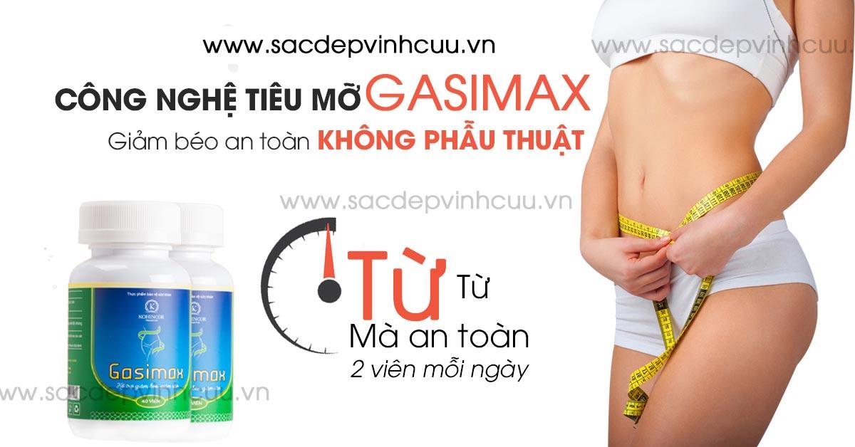 giảm cân gasimax
