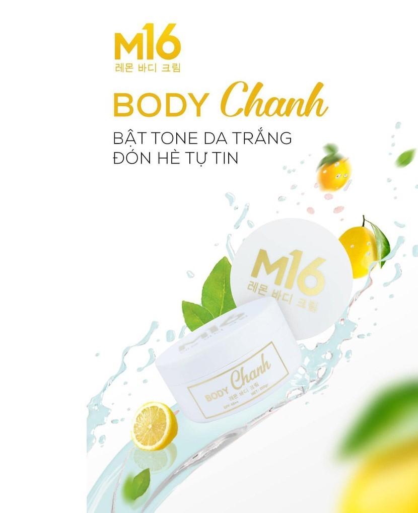 body chanh m16