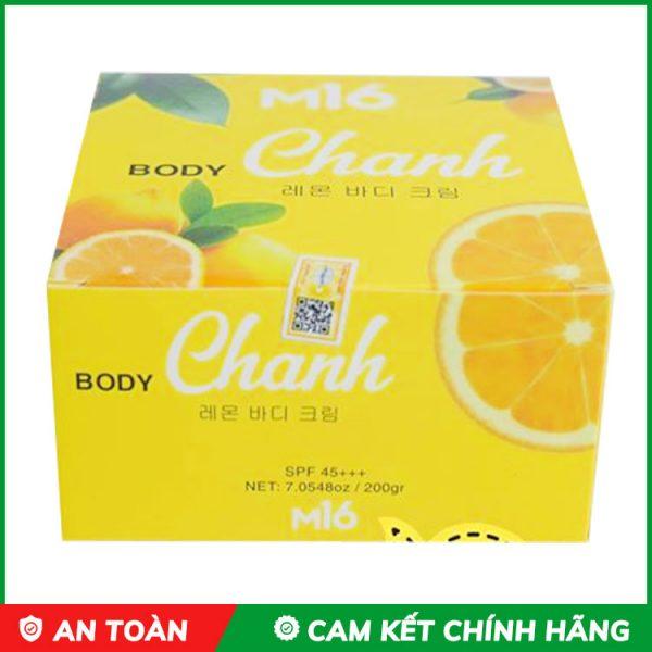 m16 body chanh